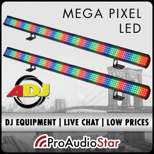 ProAudioStar-The #1 source for American DJ Lighting including the MegaPixel LED