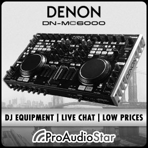 ProAudioStar-The #1 source for Denon DJ Gear including the MC6000