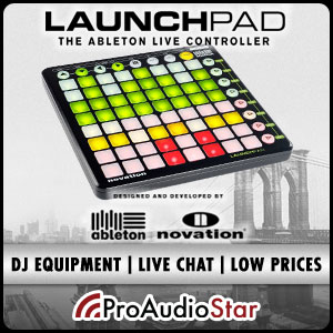 ProAudioStar-The #1 source for Novation DJ Gear including the Launchpad