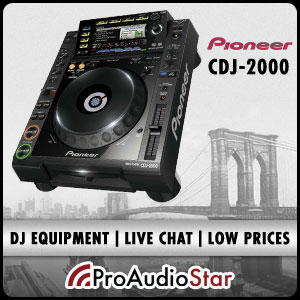 ProAudioStar-The #1 source for Pioneer DJ Gear including the CDJ2000