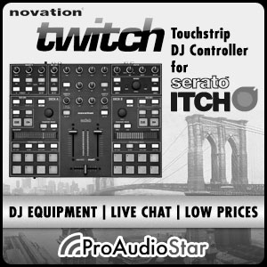 ProAudioStar-The #1 source for Novation DJ Gear including the Twitch